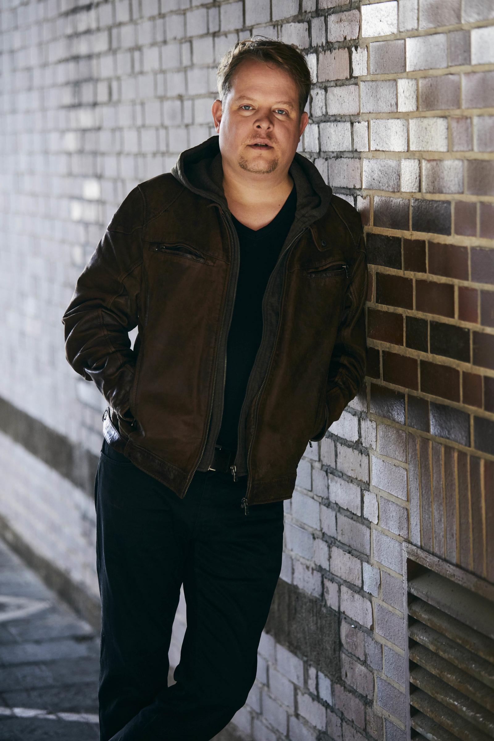 Schauspieler Roland Wolf fotografiert von Steffi Henn