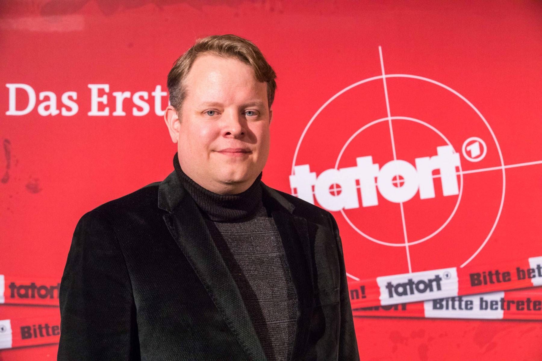 Tatort mit Schauspieler Roland Wolf